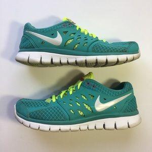 Nike Flex 2013 Run Women's Running Shoes Size 9